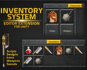 Unity3d-free-Inventory-System