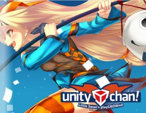 Unity3d-free-Unity-Chan