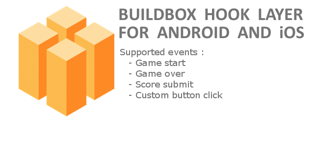 Hook layer for Android and iOS [Buildbox like a boss] - Ezelia